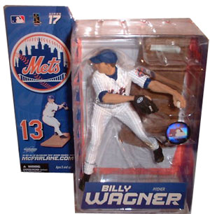 Billy Wagner - Mets - Series 17