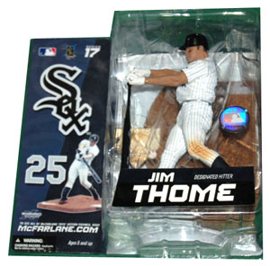 Jim Thome - White Sox - Series 17
