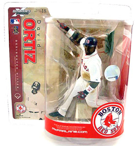 David Ortiz 2 - Series 18 - Red Sox