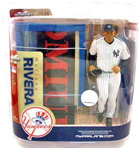 Mariano Rivera 2 - Series 18 - Full Base Variant