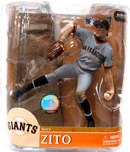 MLB 20 - Barry Zito - Giants - Grey Jersey