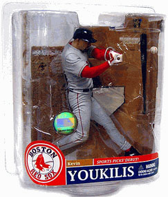 MLB 20 - Kevin Youkilis - Red Sox Grey Variant