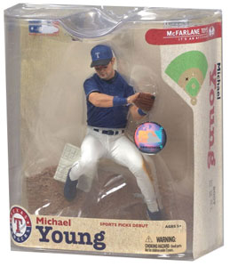 Michael Young - Rangers