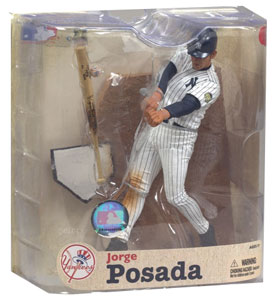 Jorge Posada 2 - Series 21 - Yankees