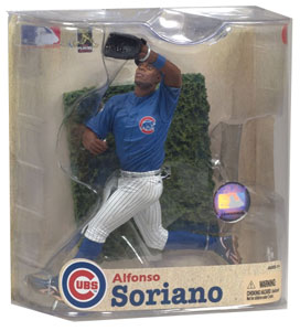 Alfonso Soriano 3 - Series 21 - Cubs
