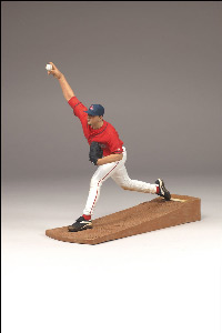 MLB - Josh Beckett - Series 24 - Red Sox