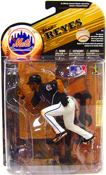 MLB - Jose Reyes - Series 25 - Mets