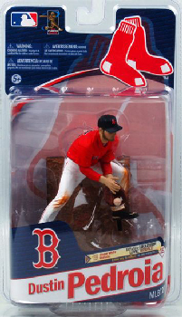 MLB Series 27 - Dustin Pedroia Boston Red Sox
