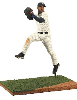 MLB Series 27 - Derek Jeter - Yankees