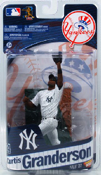 MLB Series 27 - Curtis Granderson - Yankees
