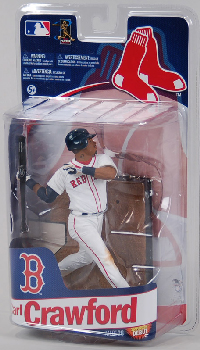 MLB Series 28 - Carl Crawford - Red Sox