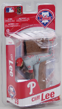 MLB Series 28 - Cliff Lee - Phillies