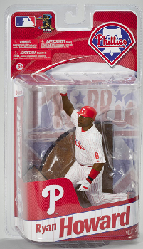 MLB Series 28 - Ryan Howard - Phillies