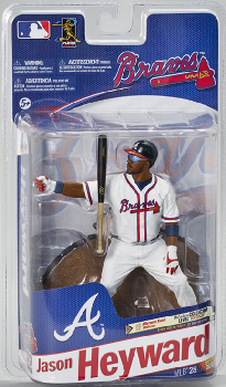 MLB Series 28 - Jason Heyward - Braves