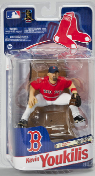 MLB Series 28 - Kevin Youkilis - Red Sox