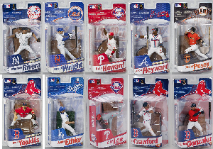 Mcfarlane Sports MLB Series 28 - Set of 10
