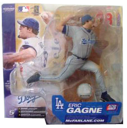 Eric Gagne Series 5 Grey Variant