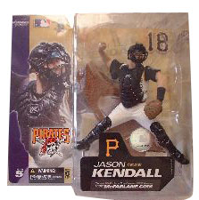 Jason Kendall - Pirates