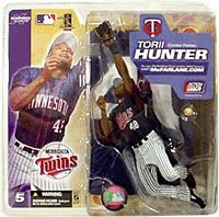 Torii Hunter White Pants Variant