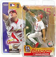 Jim Edmonds - Cardinals