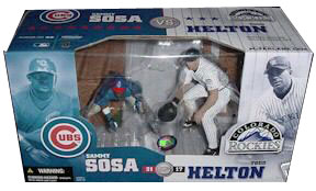 MLB 2-Pack: Todd Helton[Rockies] and Sammy Sosa[Cubs]