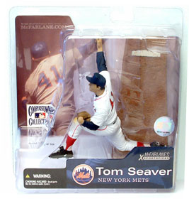 Tom Seaver White Jersey Variant - New York Mets