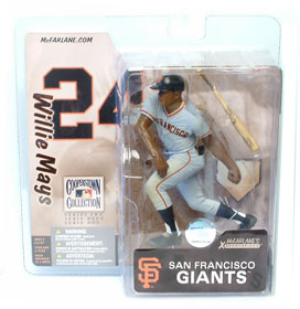 Willie Mays - San Francisco Giants
