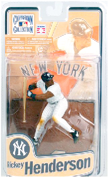 MLB Cooperstown 8 - Rickey Henderson - Yankees