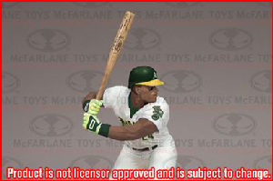 MLB Cooperstown 8 - Rickey Henderson - Atheletics
