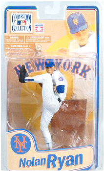 MLB Cooperstown 8 - Nolan Ryan 4 - New York Mets