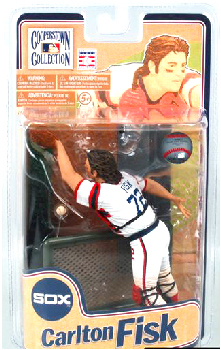 MLB Cooperstown 8 - Carlton Fisk 2 - White Sox