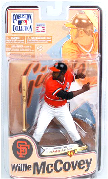 MLB Cooperstown 8 - Willie McCovey - San Francisco Giants