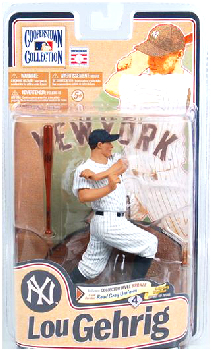 MLB Cooperstown 8 - Lou Gehrig 2 - New York Yankees