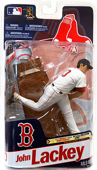 MLB Elite 2011 - John Lackey - Red Sox