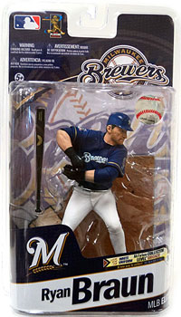 MLB Elite 2011 - Ryan Braun - Brewers