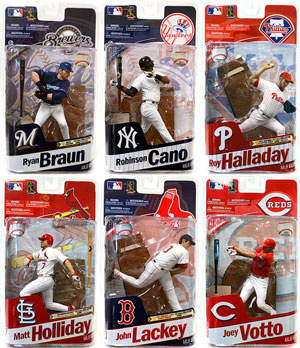 MLB Elite 2011 - Series 1 Set of 6