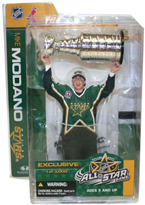 Mike Modano All Star Exclusive
