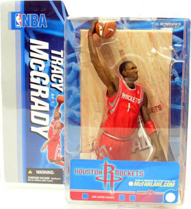 Tracy McGrady 3 - Rockets