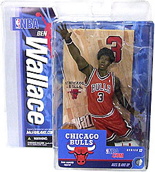 Ben Wallace - Chicago Bulls