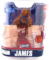 Lebron James 4 - Series 13 - Cavaliers