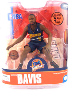 Baron Davis Variant - Warriors