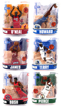 Mcfarlane NBA Series 13 - Set of 6