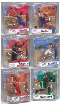 Mcfarlane NBA Series 14 Set of 6