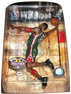Desmond Mason - Milwaukee Bucks