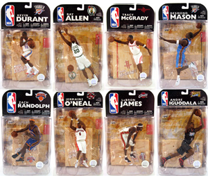 Mcfarlane Sports NBA Series 16 - Set of 8