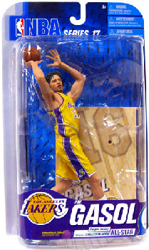 NBA 17 -Pau Gasol 2 - Lakers