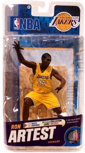 NBA 18 - Ron Artest - Los Angeles Lakers