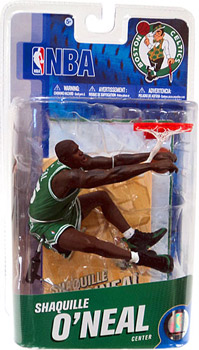NBA 19 - Shaquille ONeal 2 - Celtics