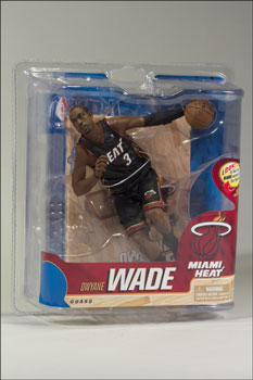 NBA Series 20 - Dwayne Wade - Heat