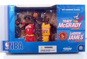 Lebron James & Tracy McGrady 2-Pack